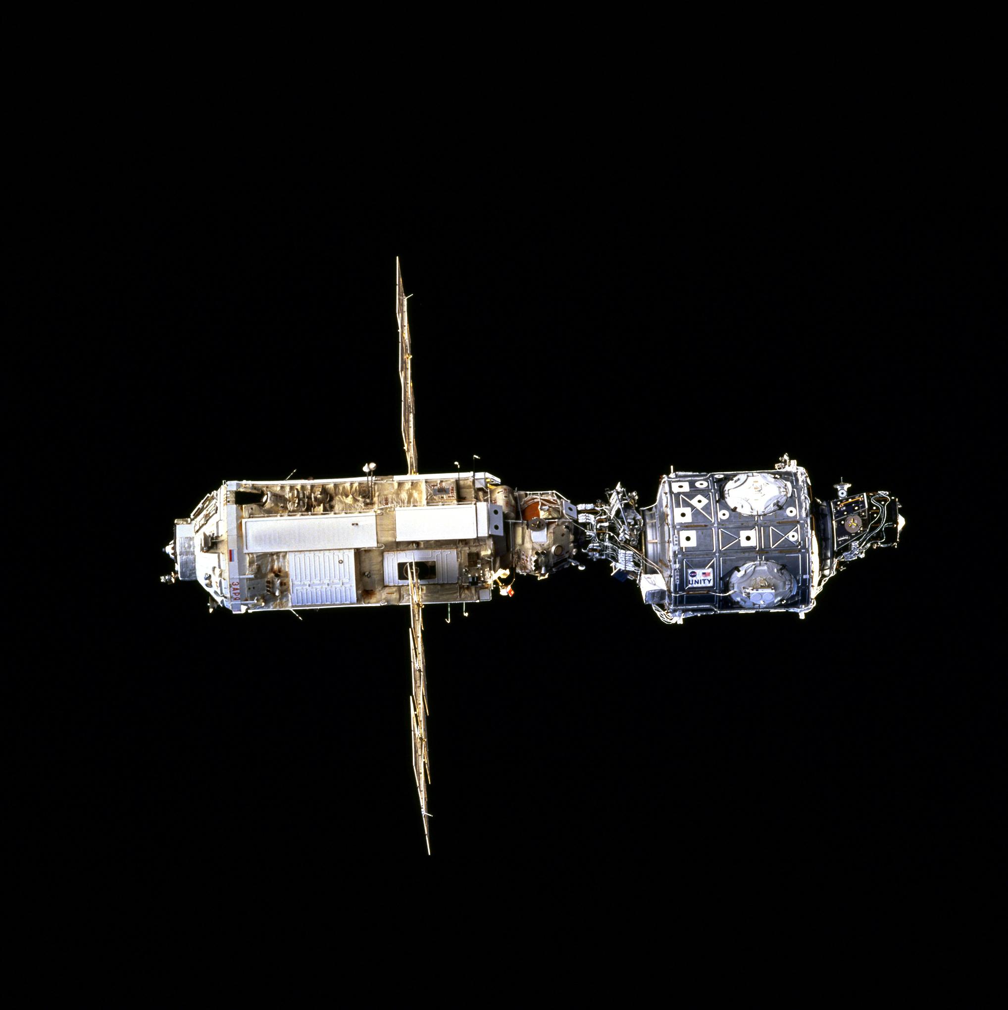 main space station nasa - photo #40