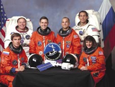 STS-88 official crew photo.