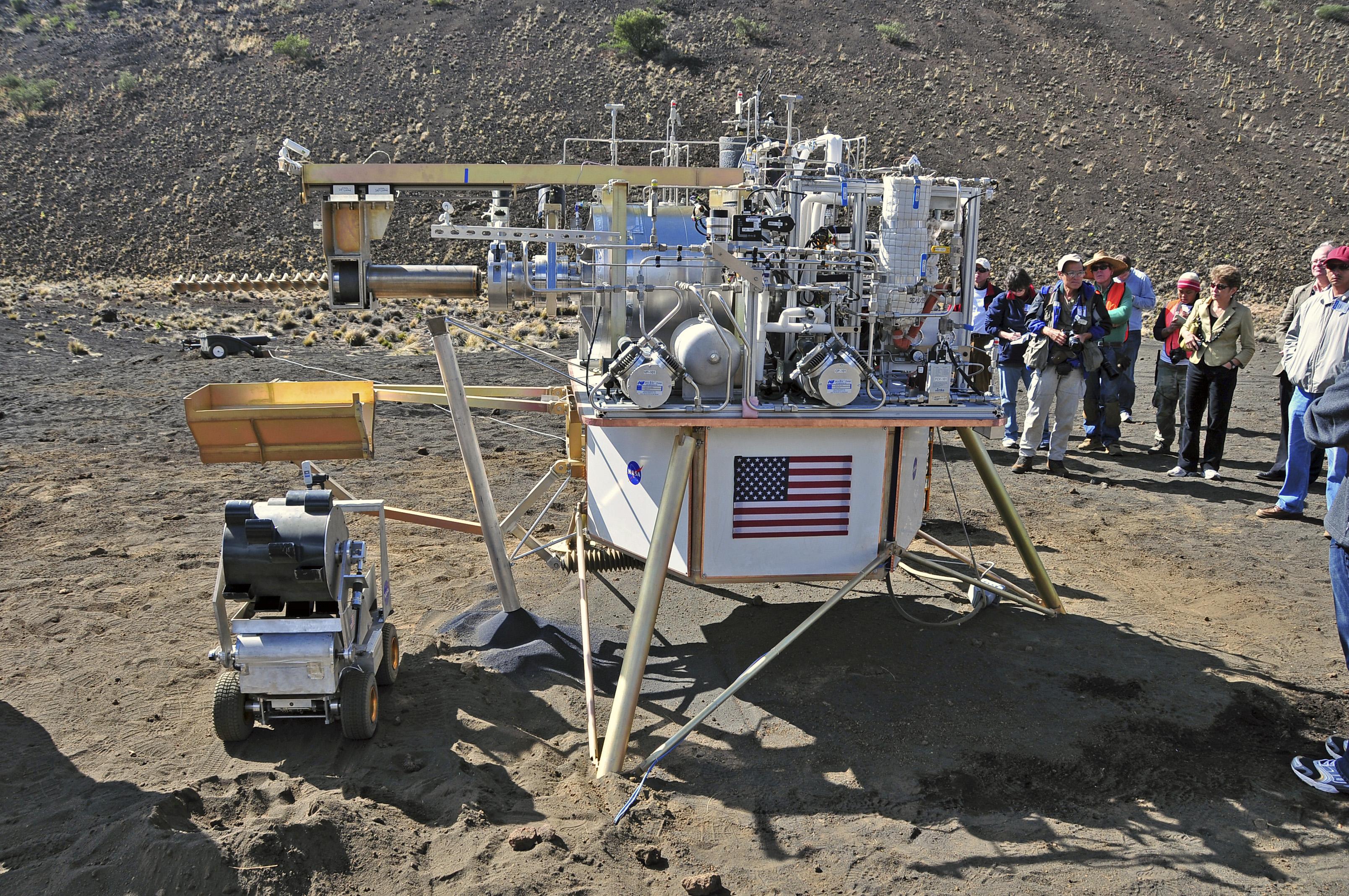 NASA Instrument ISRU