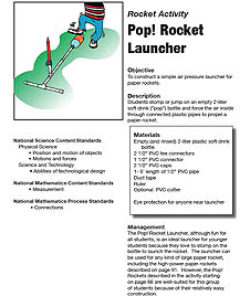 First page of Pop! Rocket Launcher