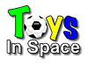 Toys in Space logo