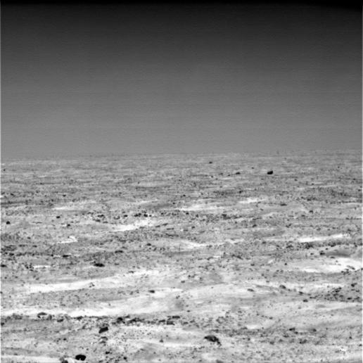 Water-Ice Frost on Martian Plains