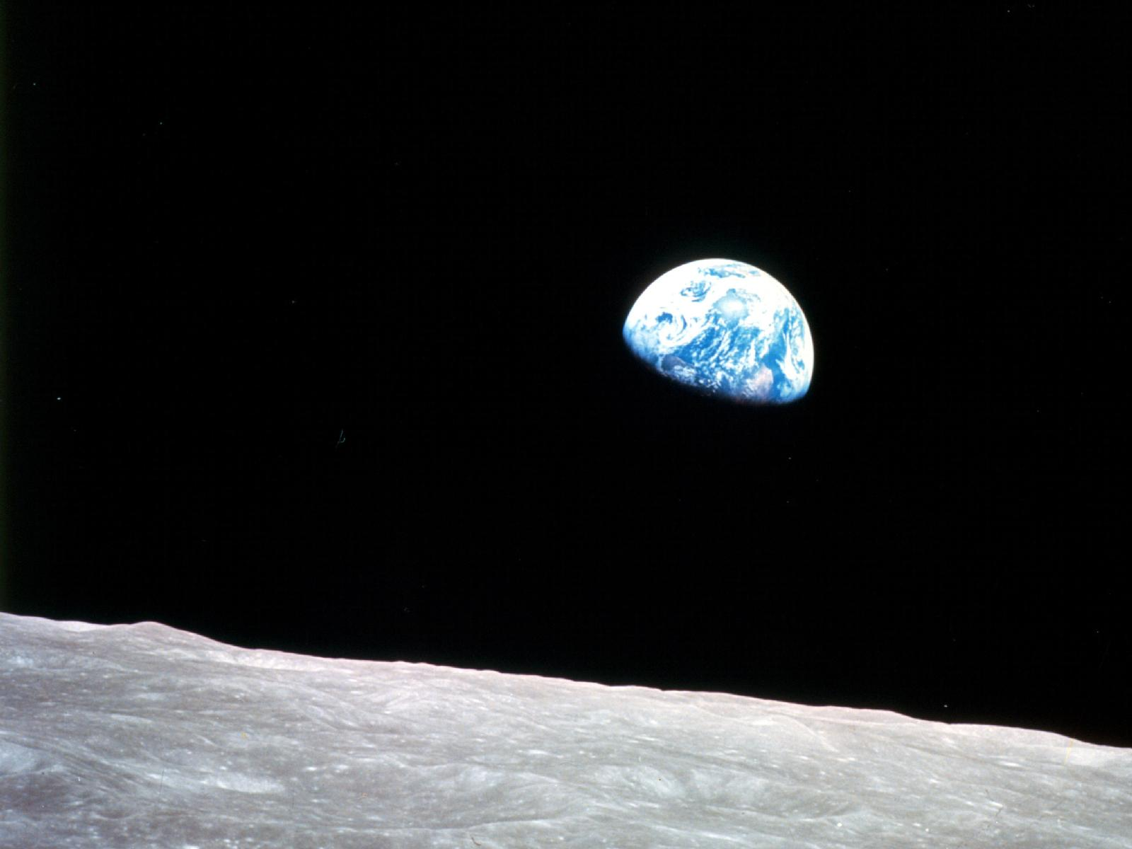 earth from the moon nasa-#6
