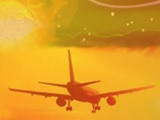 NASA researchers are building a better model to predict the amount of damaging radiation received on commercial airline flights.