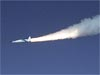 The X-43A launches from a modified Pegasus booster rocket
