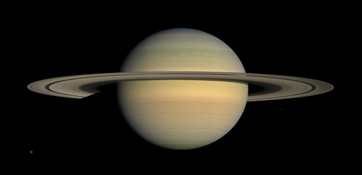 Saturn … Four Years On