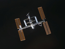 S118-E-05968 -- International Space Station