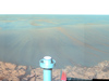 Full-Circle 'Santorini' Panorama from Opportunity (False Color)