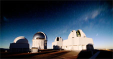 CTIO Telescope in Chile