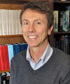 Photo of Neil Gehrels