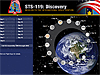 STS-119 Interactive Mission Timeline