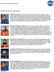 types of astronaut - photo #46