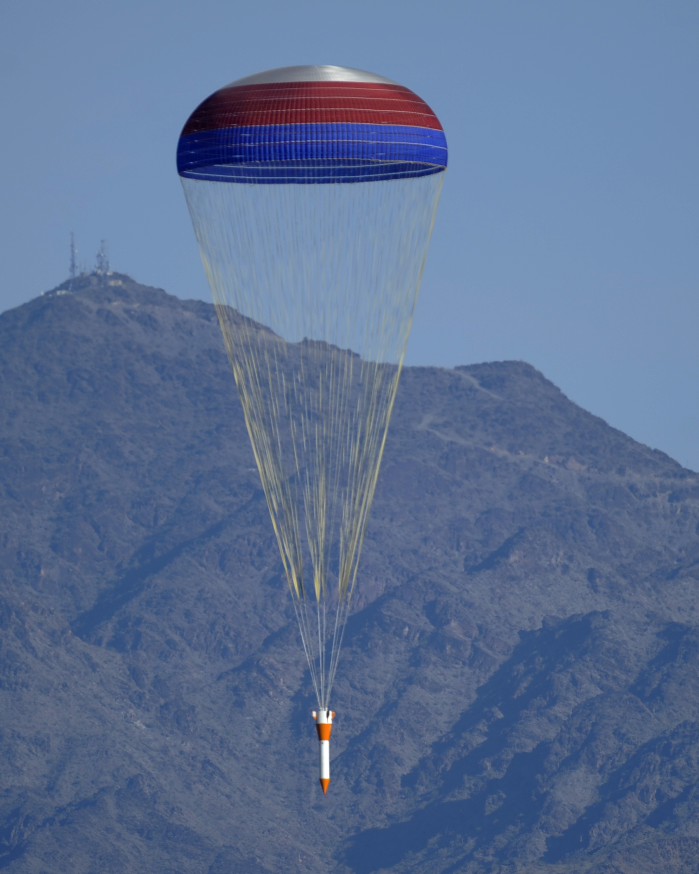 name of nasa parachute - photo #27