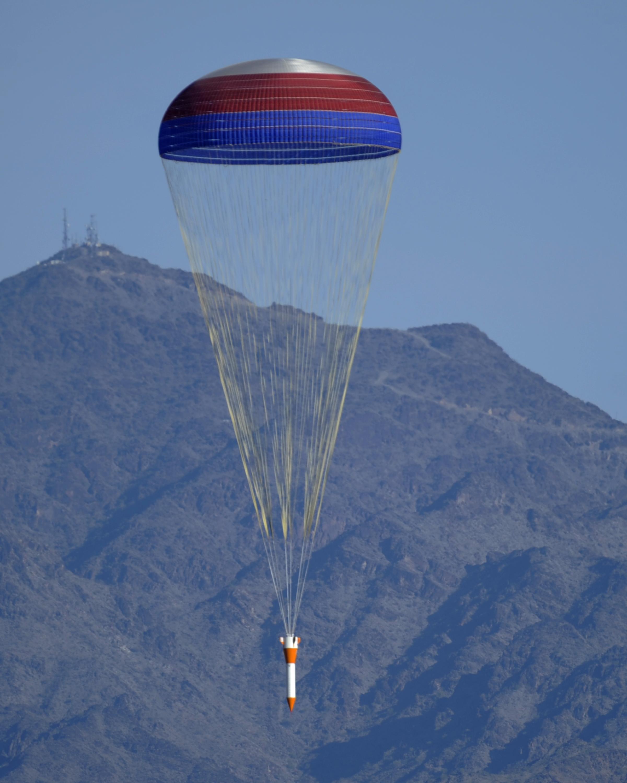NASA - NASA to Test World's Largest Rocket Parachutes for ...