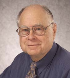 Kepler Principal Investigator William Borucki