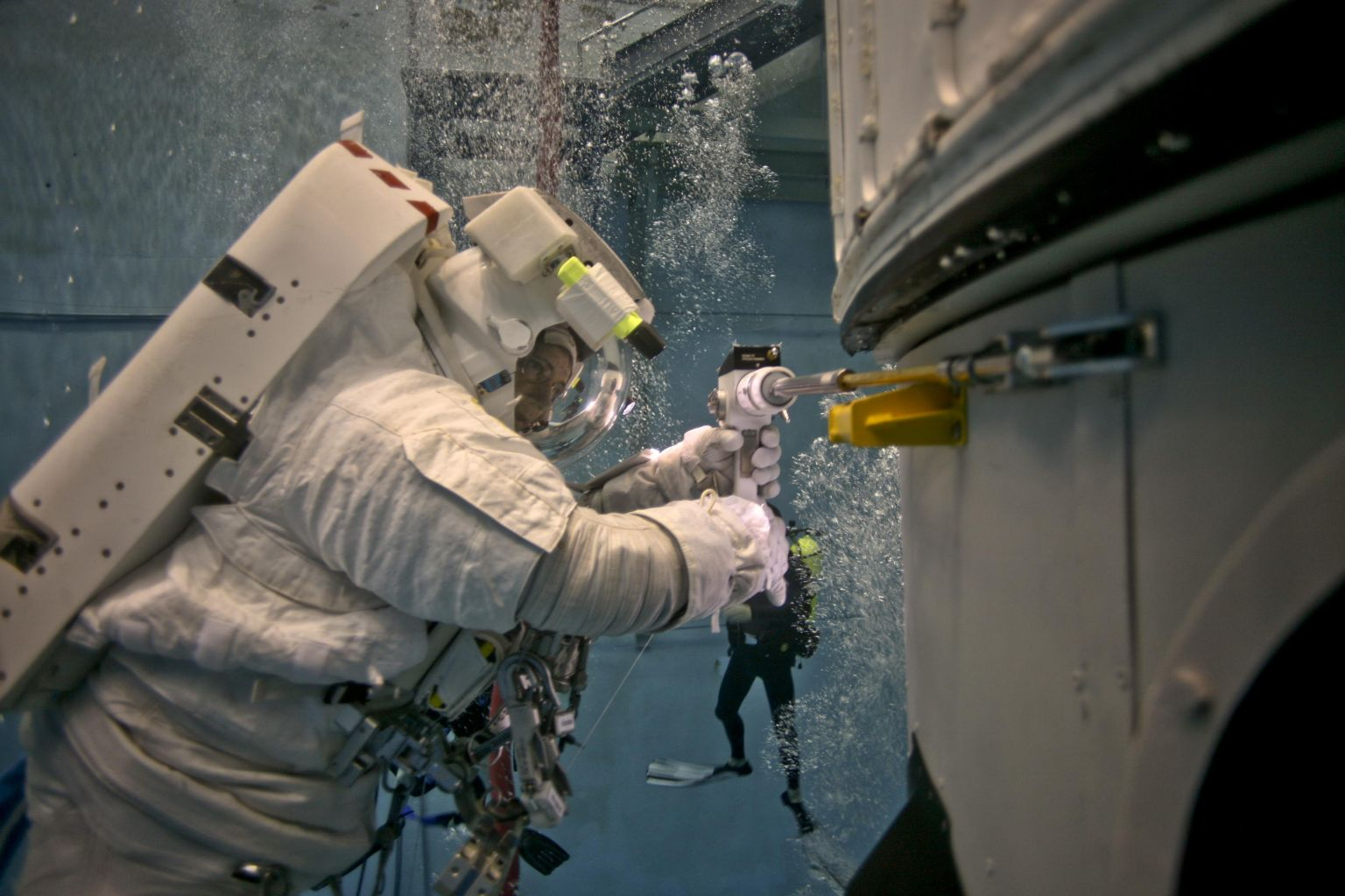 NASA - Testing and Training Continue for the Science