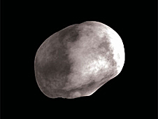 The asteroid Vesta