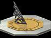 image of a sundial