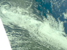 AIRS image of Tropical Storm 19S