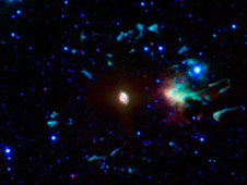 Galactic Dust Bunnies Found to Contain Carbon After All