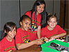 Students prepare robots for competition