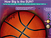 How Big is the Sun? poster