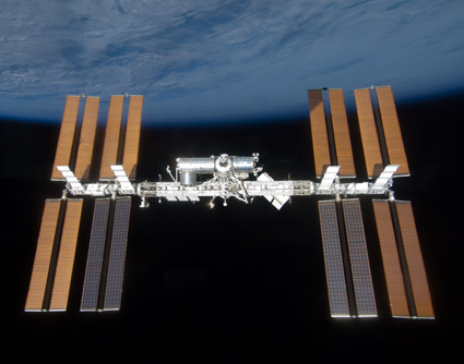 S119-E-008308 -- International Space Station