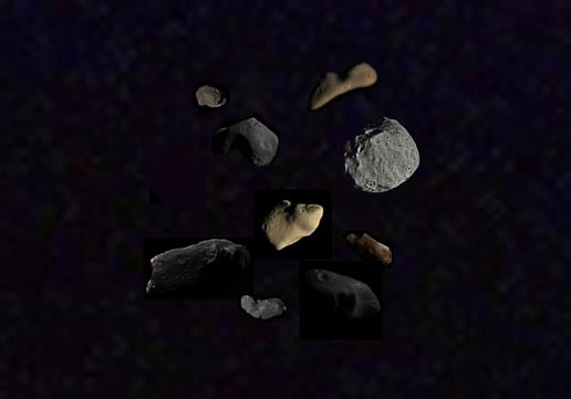 3D Asteroid Impact (page 2) - Pics about space
