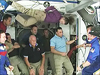 STS-119 and Expedition 18 Crews