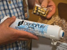 DentaPure water filtration system