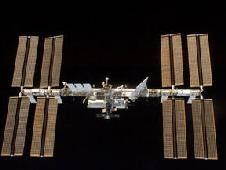 S119-E-009793 -- International Space Station