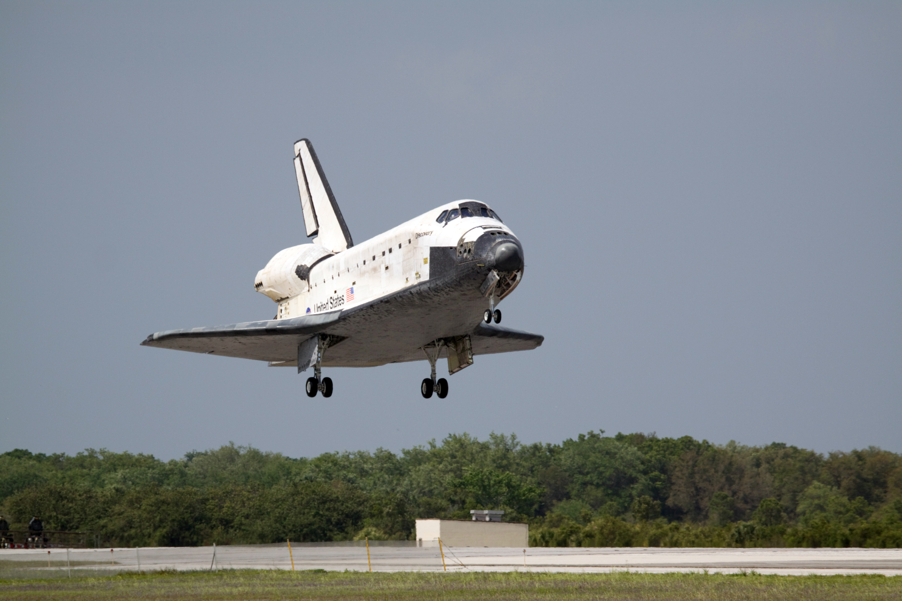 worst space shuttle landing - photo #26
