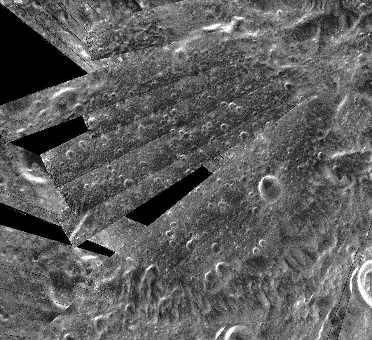 ancient spacecraft on moon clementine satellite - photo #16