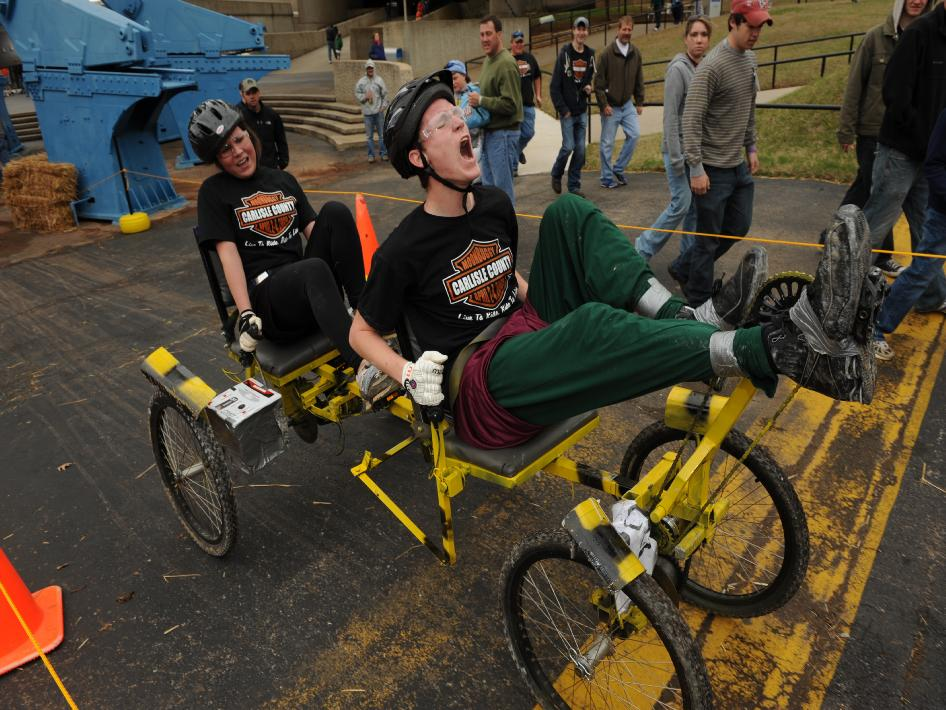 NASA Great Moonbuggy Race - Pics about space