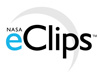 NASA eClips™logo