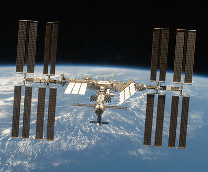 S119-E-009765 -- International Space Station