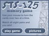 STS-125 Memory Game graphic