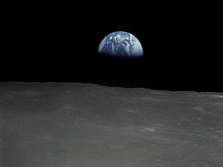 earthrise nasa - photo #8