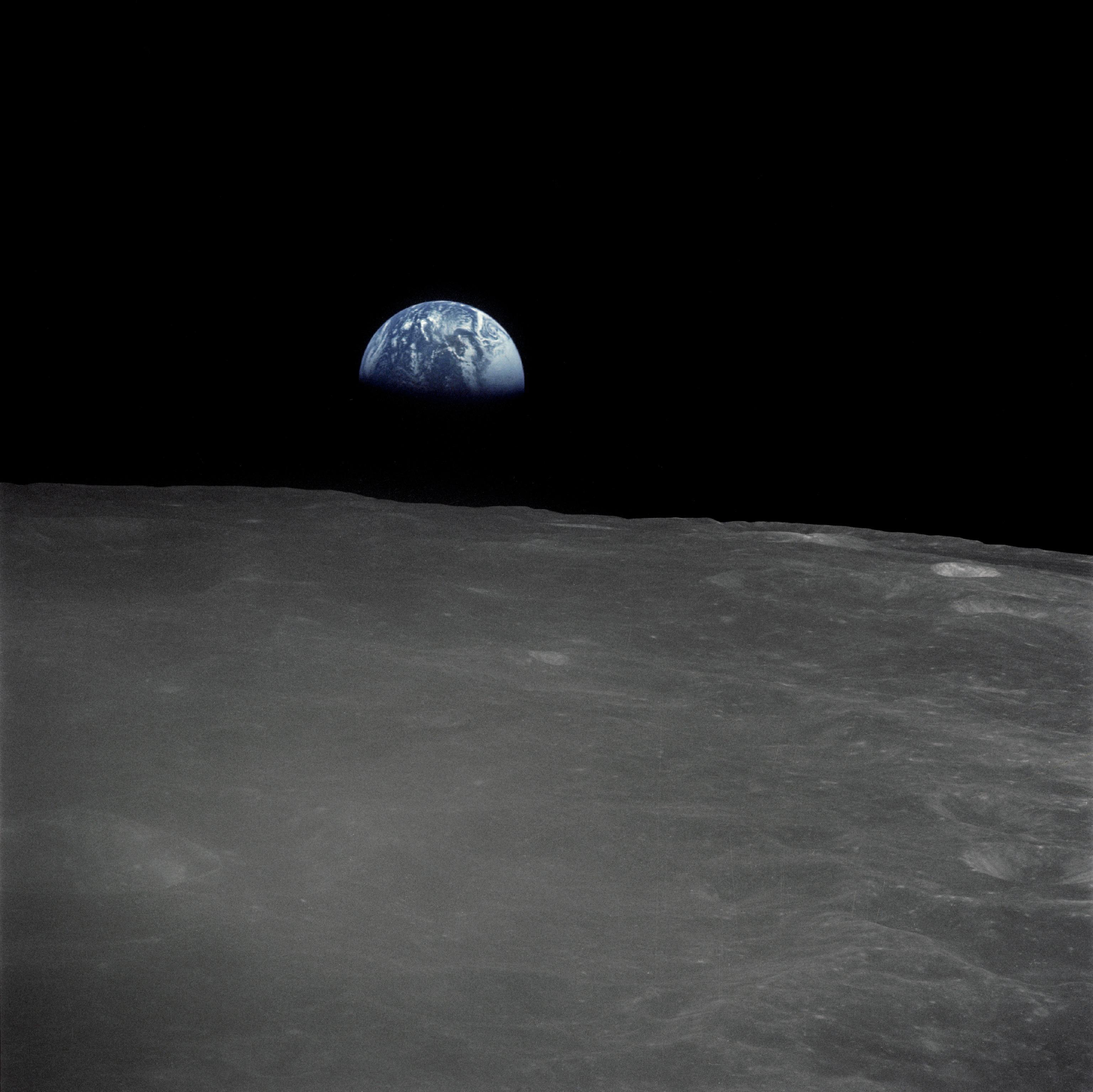 earth from the moon nasa - photo #29