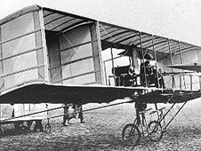 John Moore-Brabazon and his Voisin aircraft