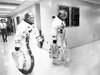 Apollo 10 astronauts John Young and Tom Stafford