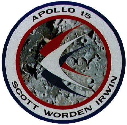 Apollo 16 Commemorative Mission Patch  Space Patches