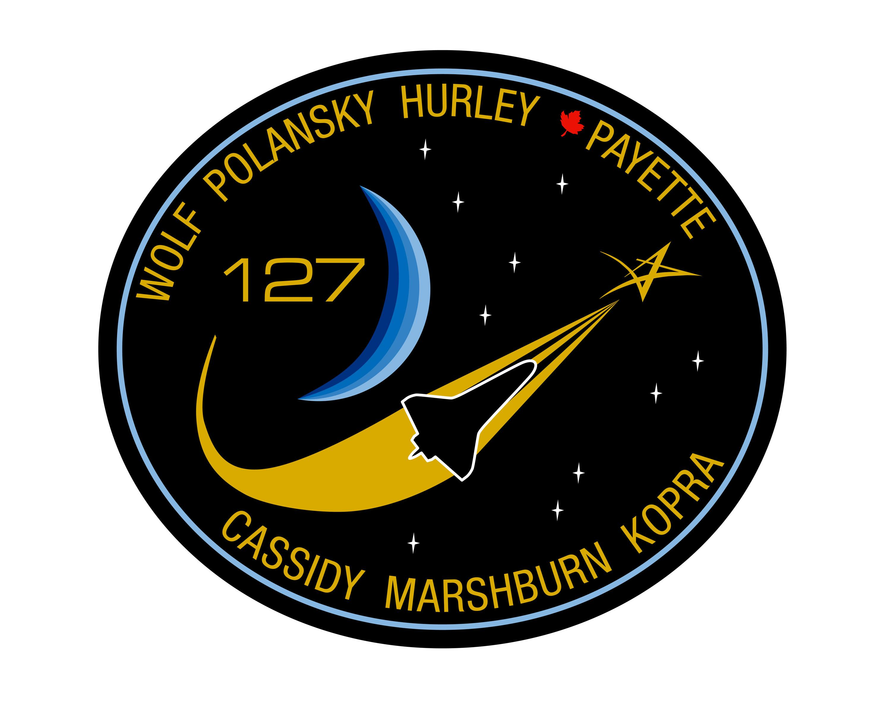 cooper space mission patches - photo #27