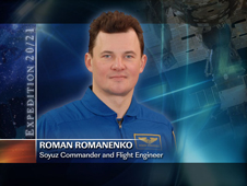 Roman Romanenko -- Soyuz Commander and Flight Engineer