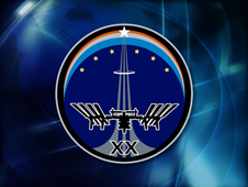 Expedition 20 crew insignia