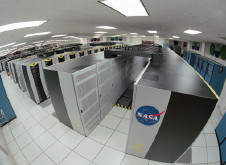 NASA Pleiades supercomputer