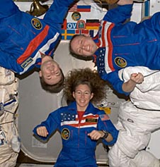 why do astronauts in space feel no gravity quizlet - photo #8