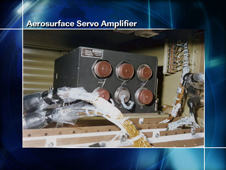 Aerosurface Servo Amplifier
