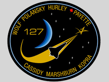 sts127-s-001 -- STS-127 mission insignia