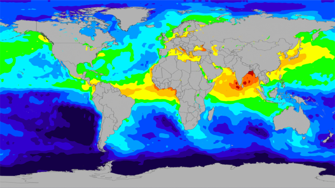 nasa oceanography - photo #30